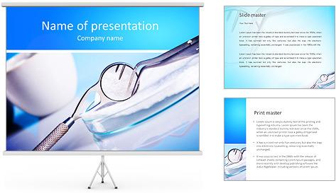 Шаблоны для презентаций powerpoint стоматология