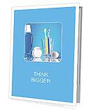 For the prevention of teeth Presentation Folder