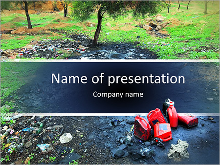 Environmental pollution petrochemical products powerpoint template environmental pollution petrochemical products powerpoint templates toneelgroepblik Choice Image