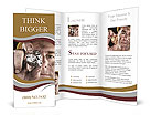 Image of natural silver earner Brochure Template