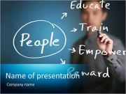 Gestão do desenvolvimento humano Modelos de apresentações PowerPoint