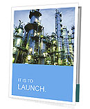 Petrochemical plant Presentation Folder