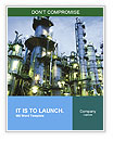 Petrochemical plant Word Template