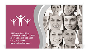 0000101188 Business Card Template