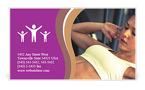 0000101206 Business Card Template