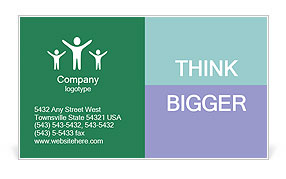 0000101220 Business Card Template