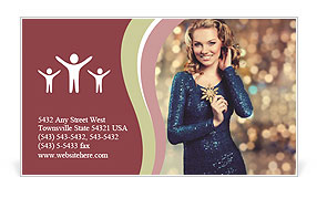 0000101223 Business Card Template
