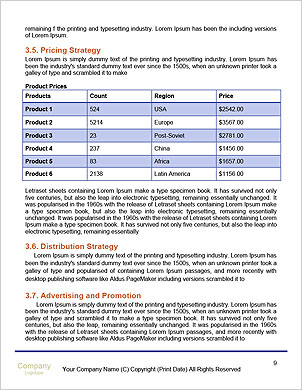 0000101230 Word Template - Page 9