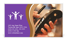 0000101232 Business Card Template