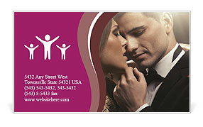 0000101235 Business Card Template