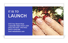 0000101255 Business Card Template