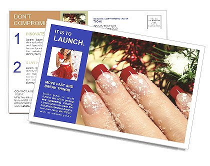 0000101255 Postcard Template