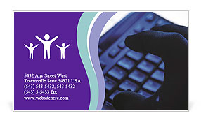0000101257 Business Card Template