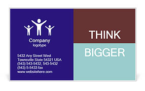 0000101263 Business Card Template