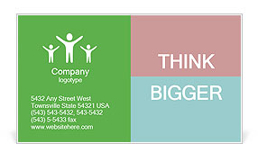 0000101276 Business Card Template