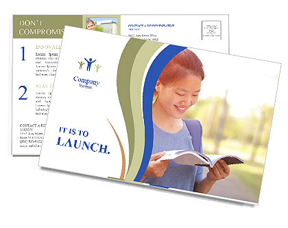 0000101277 Postcard Template