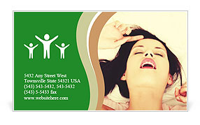 0000101282 Business Card Template