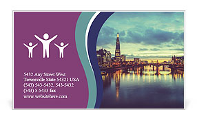 0000101300 Business Card Template