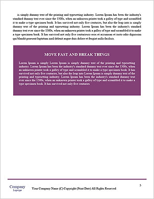 0000101300 Word Template - Page 5