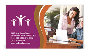 0000101311 Business Card Template