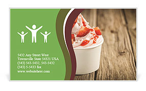 0000101312 Business Card Template
