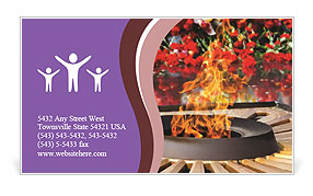0000101321 Business Card Template