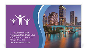 0000101339 Business Card Template