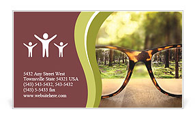 0000101344 Business Card Template