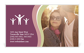 0000101349 Business Card Template