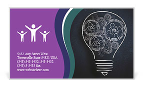 0000101350 Business Card Template