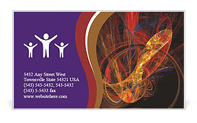0000101353 Business Card Template