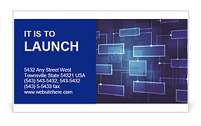 0000101357 Business Card Template