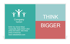 0000101382 Business Card Template