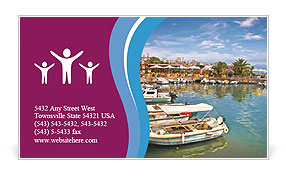 0000101385 Business Card Template