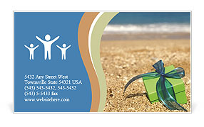 0000101396 Business Card Template