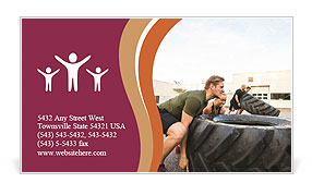 0000101398 Business Card Template