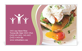 0000101400 Business Card Template