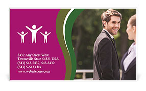 0000101403 Business Card Template