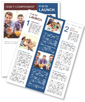0000101406 Newsletter Template