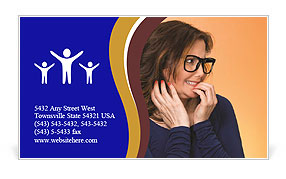0000101409 Business Card Template