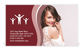0000101419 Business Card Template