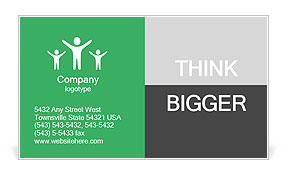 0000101426 Business Card Template