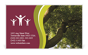 0000101437 Business Card Template