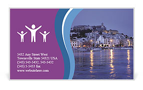 0000101438 Business Card Template