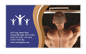 0000101454 Business Card Template