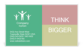 0000101459 Business Card Template