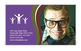 0000101463 Business Card Template