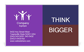 0000101467 Business Card Template