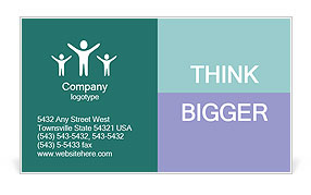 0000101489 Business Card Template