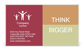 0000101499 Business Card Template
